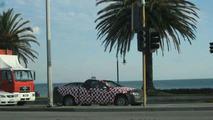 Holden Commodore VE Ute Spy Shots
