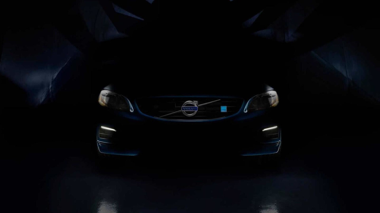 Polestar-tuned Volvo teaser photo 21.11.2013