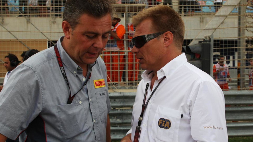 Salo defends Pirelli after Rosberg blowout