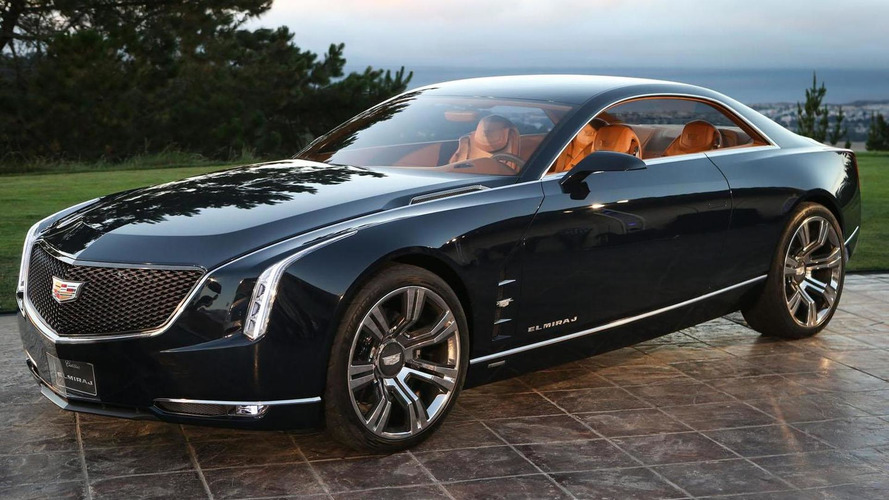 Cadillac CT6 to feature an evolutionary design, won't be inspired by the Elmiraj concept