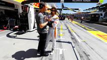 Fernando Alonso, vuelta rápida GP de Hungría