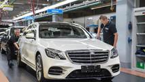 Mercedes-Benz S-osztály 2018