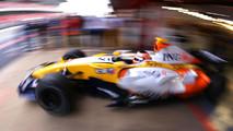 Renault en F1 - 2008