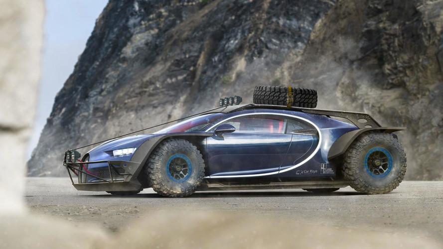 Süper otomobillerin savaş versiyonları kıyamet için ümit veriyor
