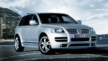 First-generation VW Touareg