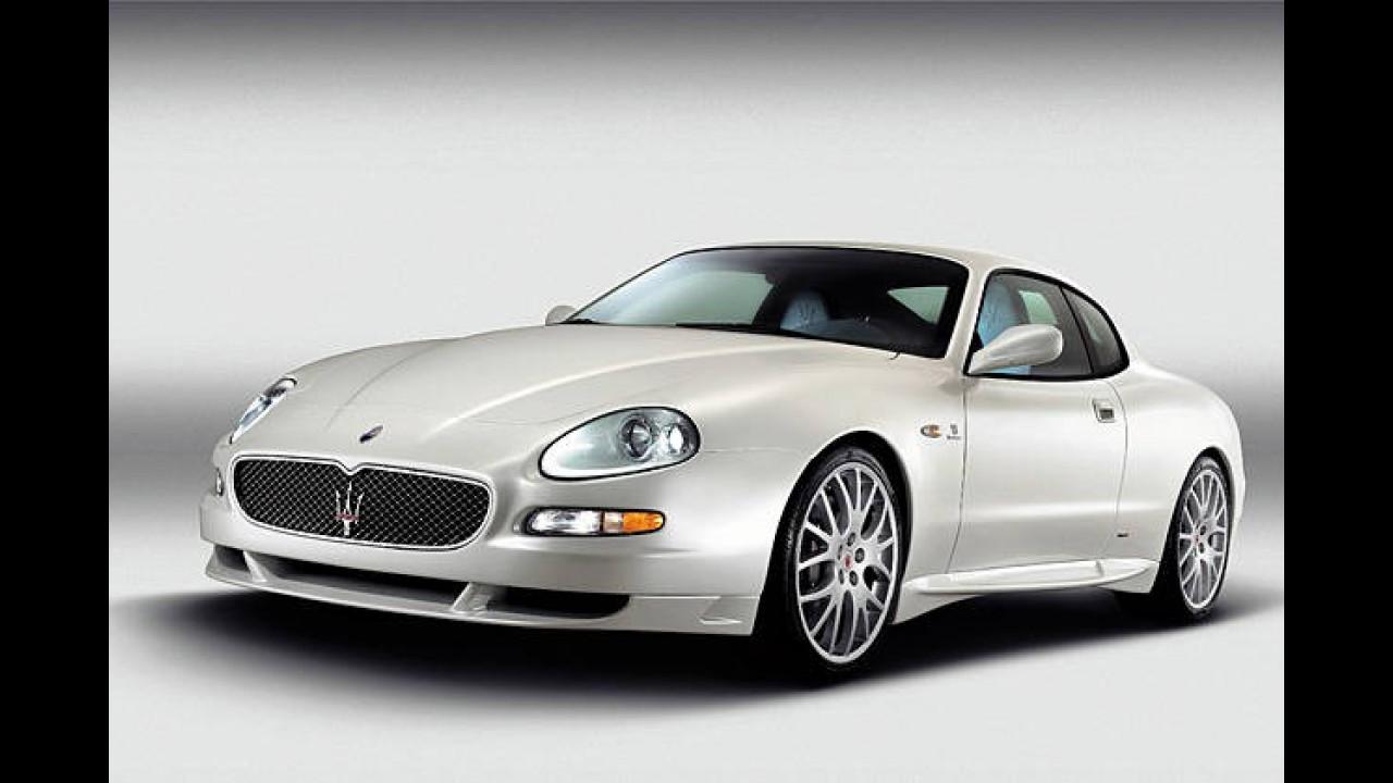 Maserati GranSport Cambiocorsa