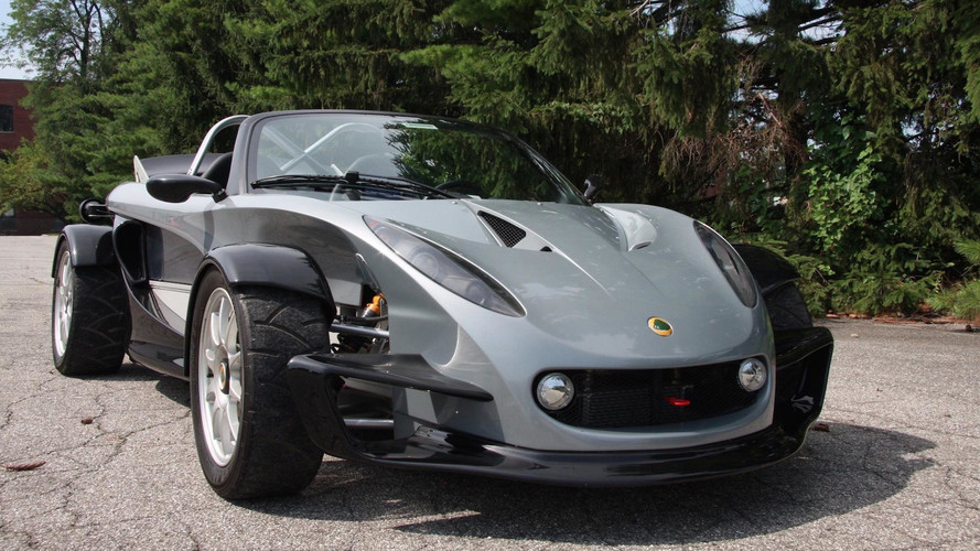 Bu Lotus 340R kendisine yeni bir ev arıyor