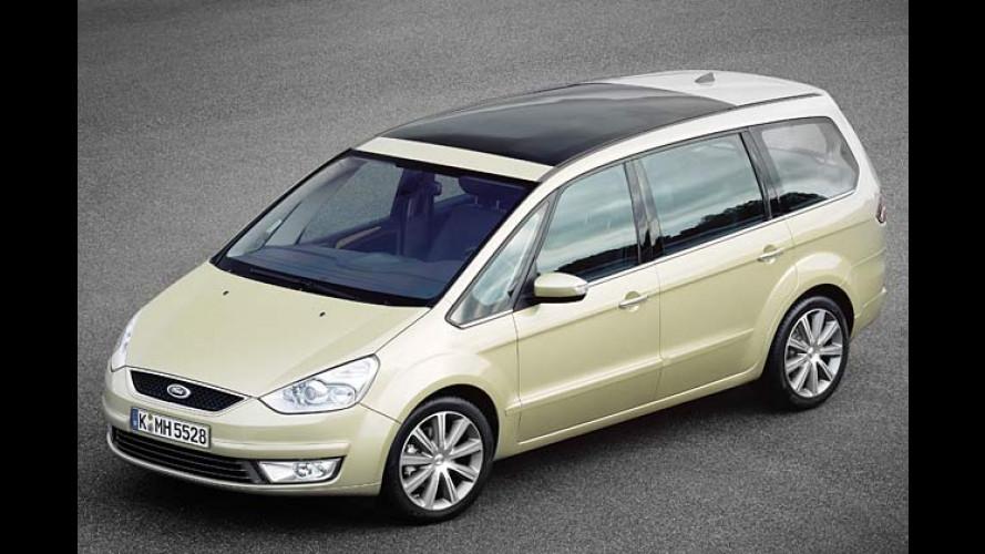 Galaxy: Die neue Van-Version ist nun ein echter Ford