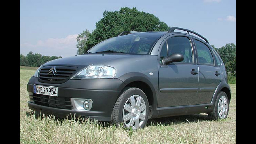 Citroën C3 X-TR 1.4 HDI 16V: Großstadt-Ramme ganz zivil