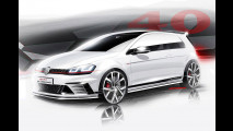 Volkswagen Golf GTI Clubsport, la belva del Worthersee 2015