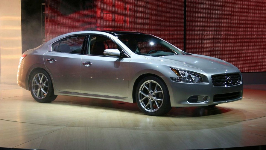 All-New 2009 Nissan Maxima Unveiled in New York
