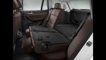 BMW X3 restyling