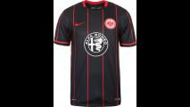 Alfa Romeo, il nuovo logo sulle maglie dell'Eintracht