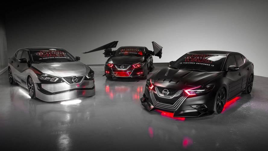 Nissan y Star Wars unen fuerzas en el salón de Los Ángeles