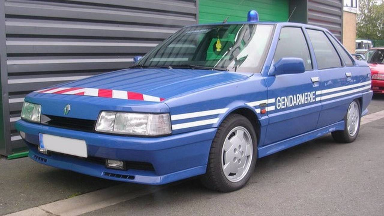 Renault 21 2,0 litres Turbo (1992 - 1995)
