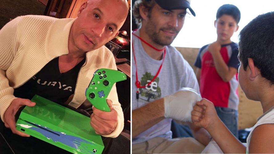 "Xbox One S, la più ""cara"" è quella dedicata a Paul Walker"