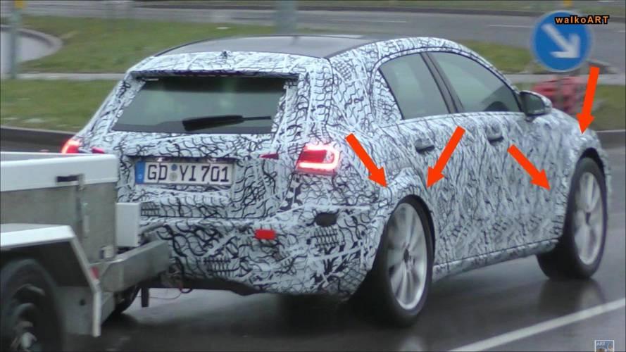 Mercedes-Benz GLA 2018 - Flagra em vídeo