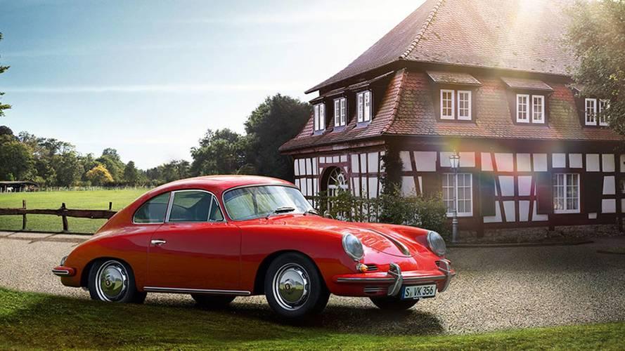 Stop, thief! Porsche announces new classic tracker system