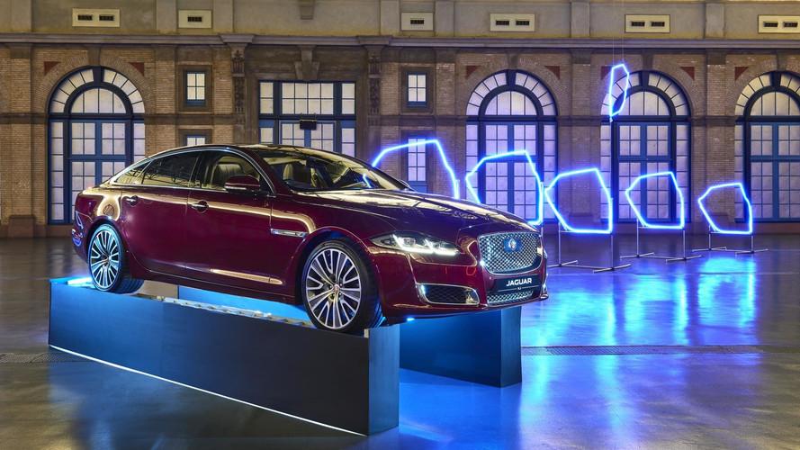 Yeni Jaguar XJ tamamen elektrikli mi olacak?