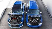 Audi RS3 vs Audi RS4