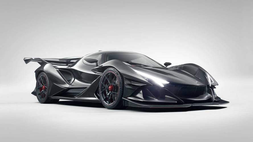 Apollo reveals Intensa Emozione hypercar