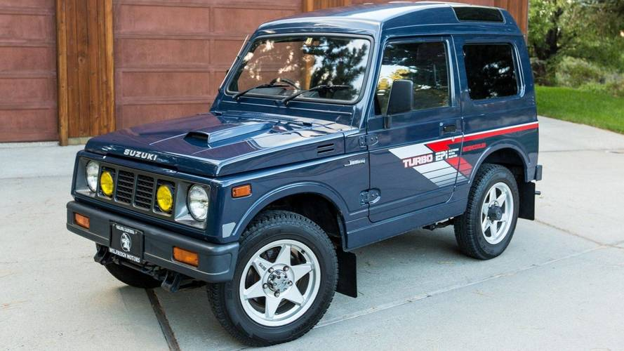 Buy This Suzuki Jimny Turbo Imported From Japan Before We Do