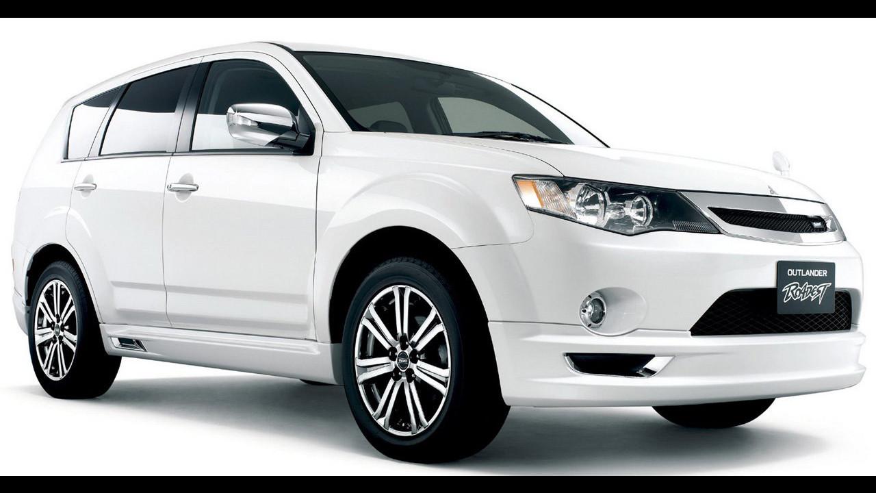 Mitsubishi Outlander Roadest