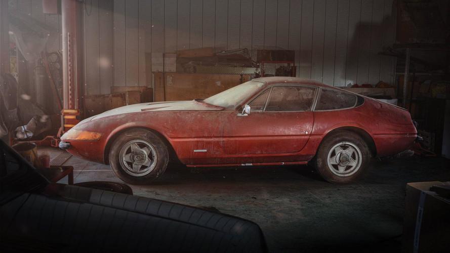 Única Ferrari Daytona de alumínio pode ser vendida por R$ 6,4 milhões