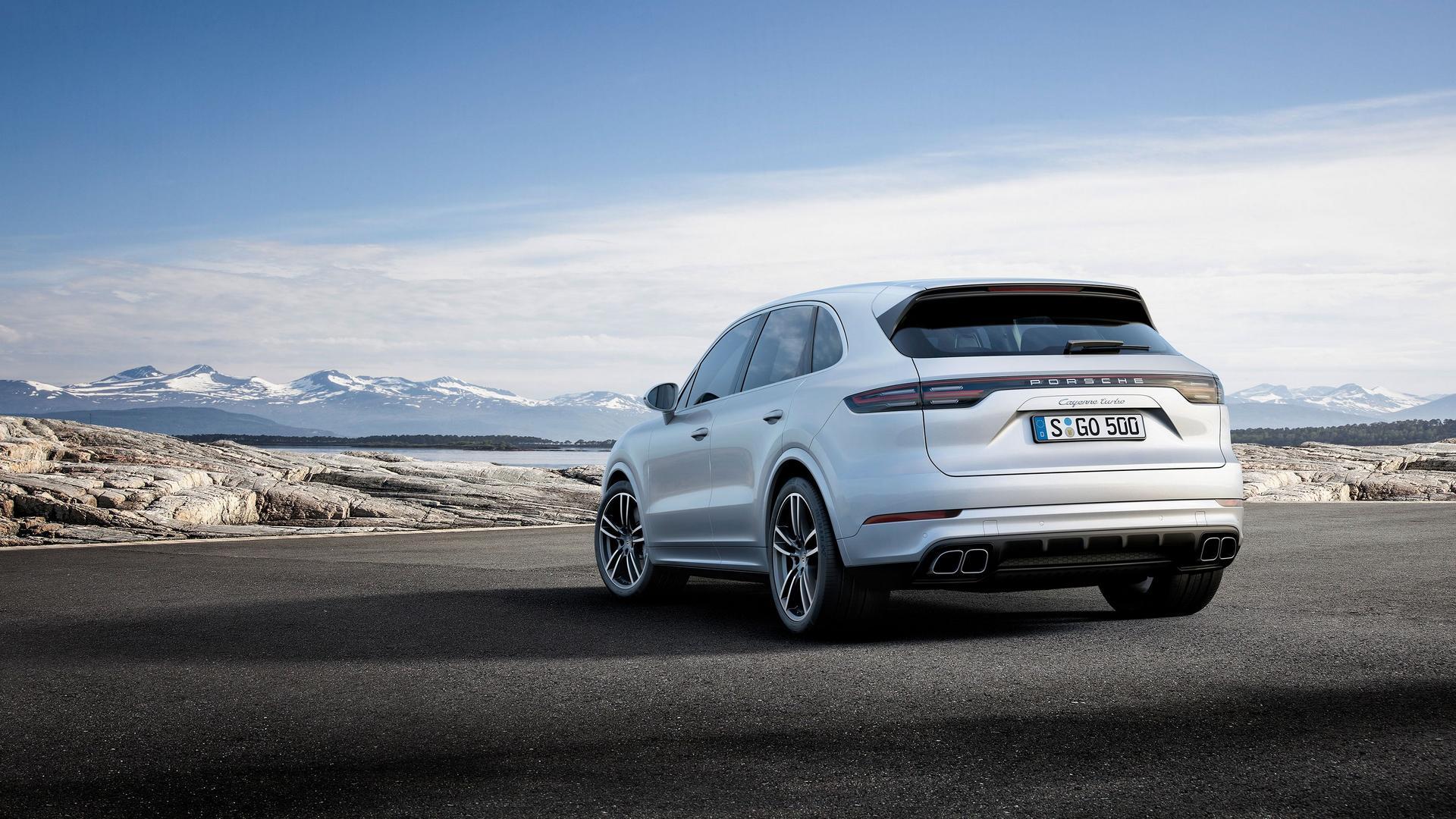 VWVortex com - All-new third-gen 2019 Porsche Cayenne unveiled