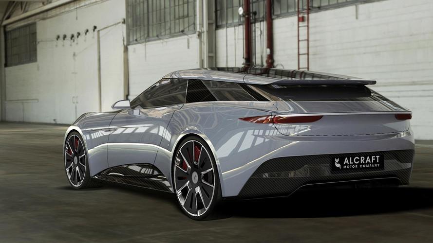Alcraft GT - Une sportive électrique à la recherche de financements