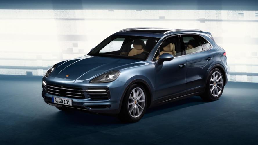 Novo Porsche Cayenne aparece em fotos vazadas