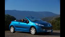 Peugeot 207 CC: la più sicura in caso di ribaltamento