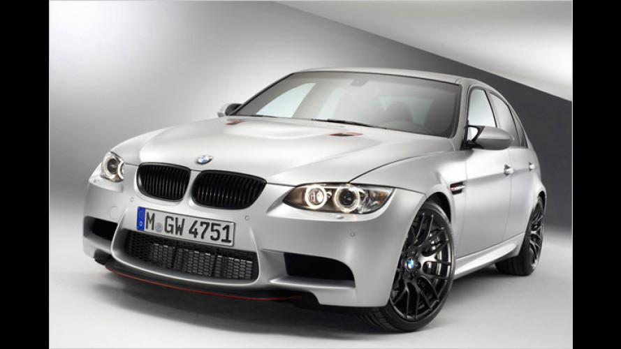 BMW M3 CRT: Der neue CSL ist da