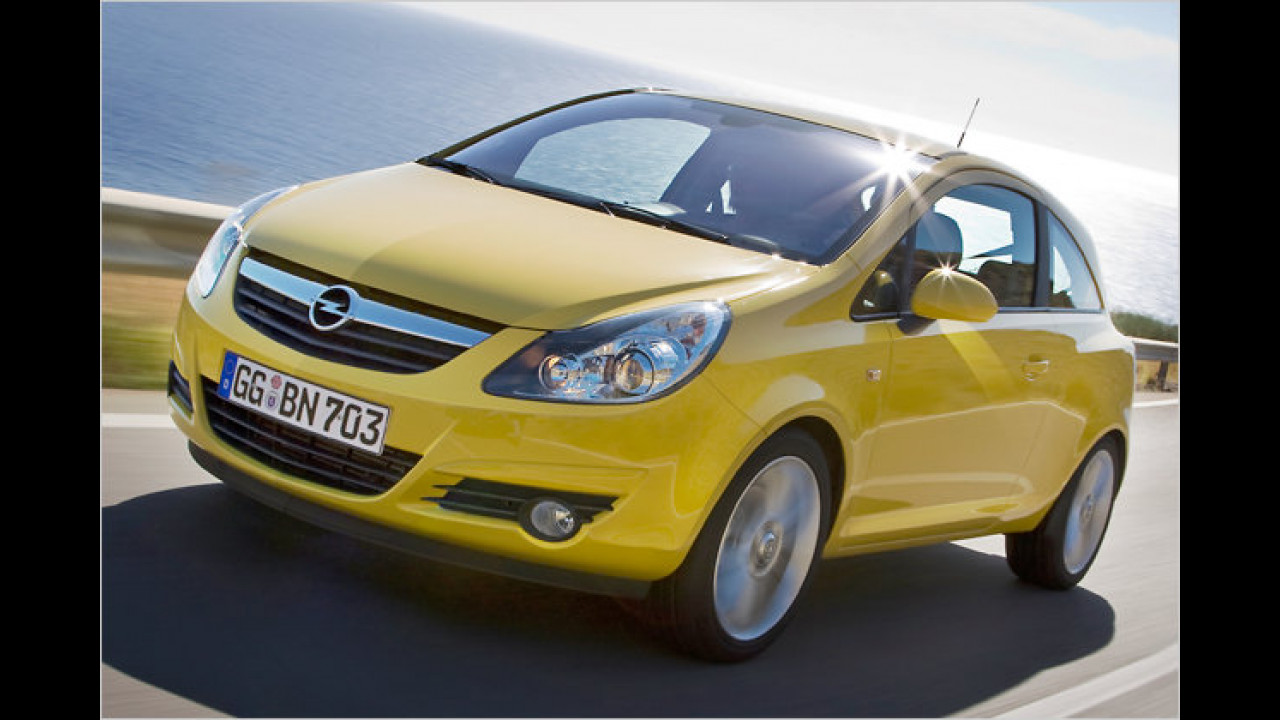Opel Corsa 1.2 LPG ecoFlex Selection