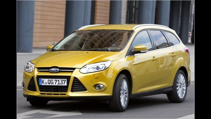 Echte Alternative? Ford Focus Turnier im Test