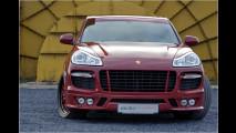 Cayenne GTS mit 450 PS