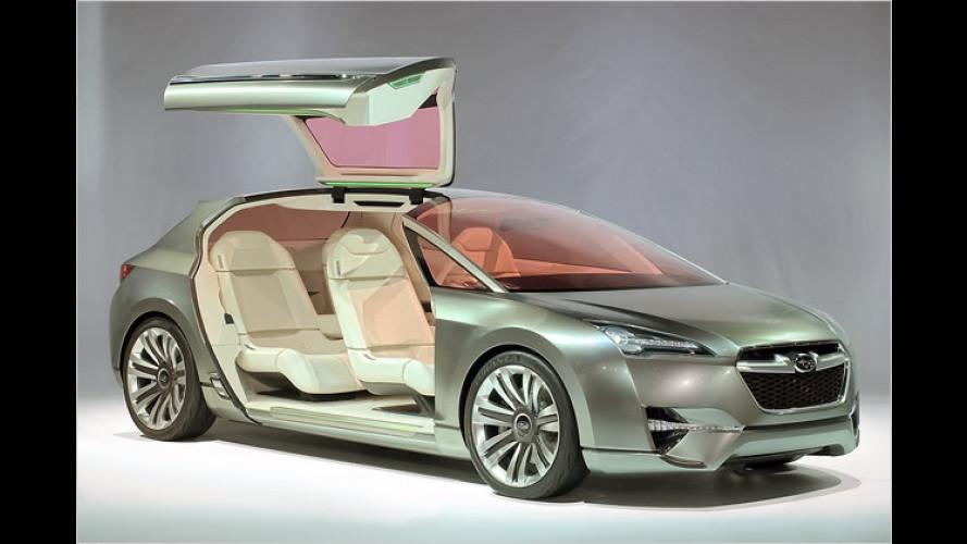 Subaru in Genf: Offroad-Impreza und eine Hybrid-Studie