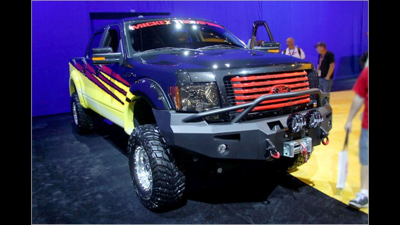 Ford F-150 by Mickey Thompson Tires