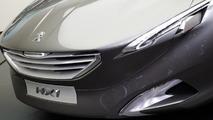 Peugeot HX1 concept live in Frankfurt 13.09.2011