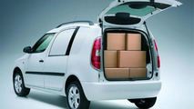 New Skoda Praktik Commercial Vehicle