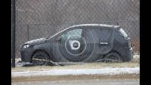 Nuova Fiat Punto, le foto spia
