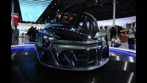 Chevrolet FNR concept al Salone di Shangai