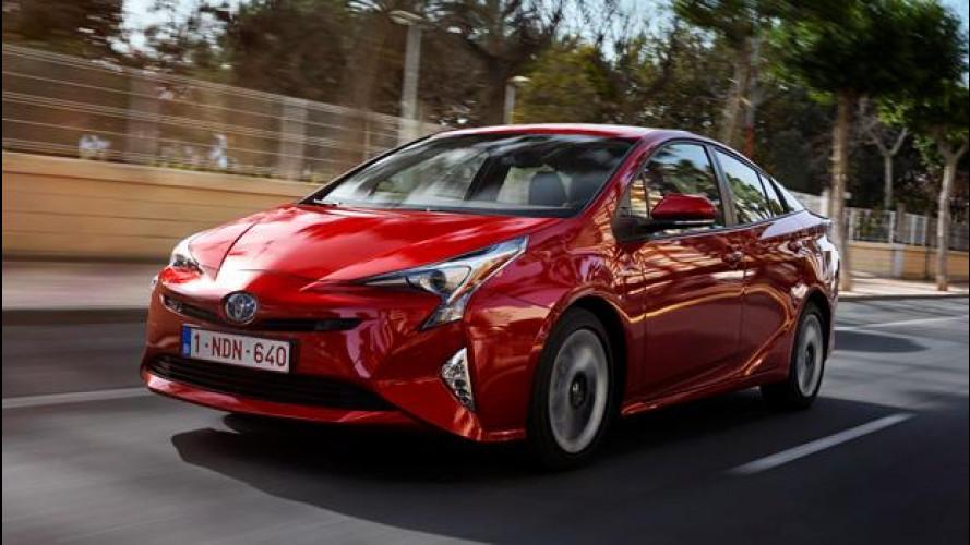 Toyota Prius, il piacere mette la quarta