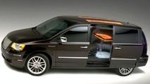 Chrysler Town & Country Black Jack