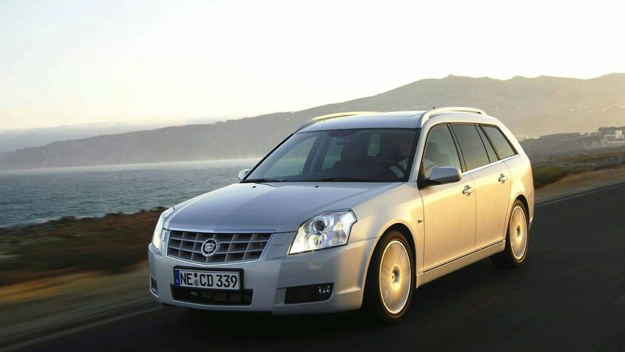2008 Cadillac BLS Wagon: In Depth