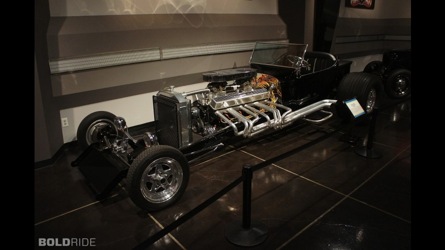 Ford V-16 T-Bucket Roadster
