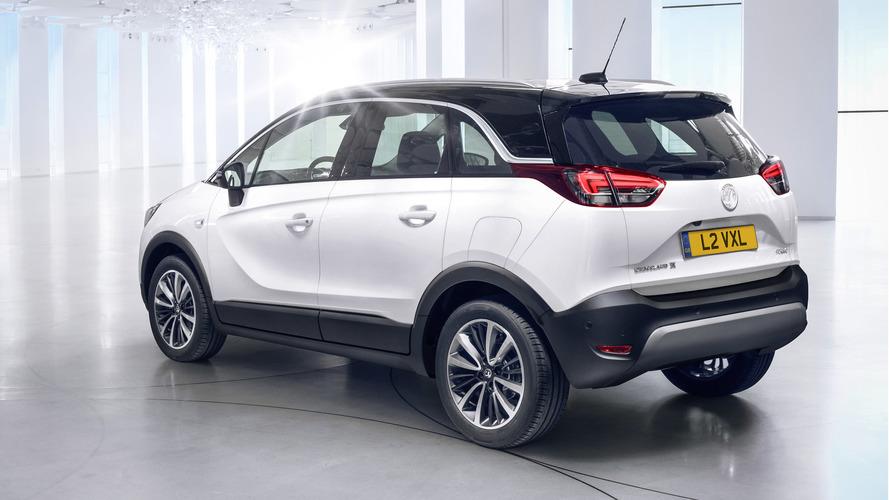 Vazou - Opel Crossland X