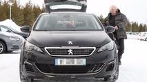 2018 Peugeot 508 photos espion
