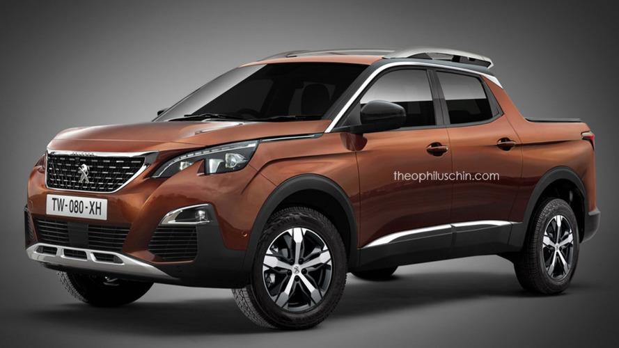 Peugeot fabricará sua inédita picape média na Tunísia