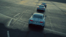 Alpine A120 teaser videosu